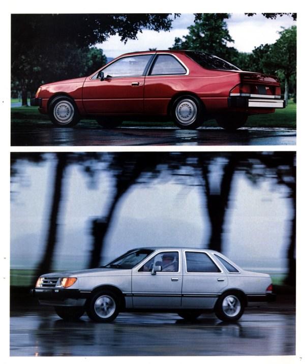 1984 ford tempo