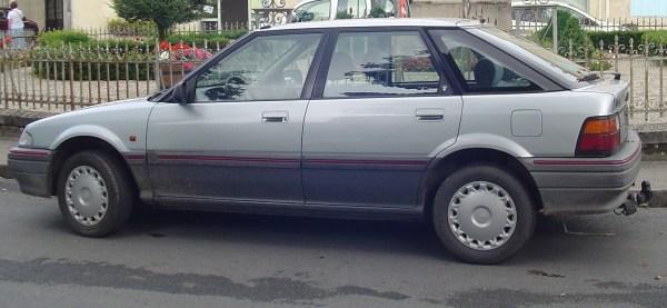 1992 Rover 214GSi-4