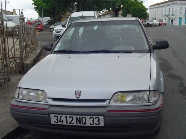 1992 rover 214GSi-1