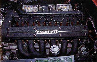 3500 GT Six