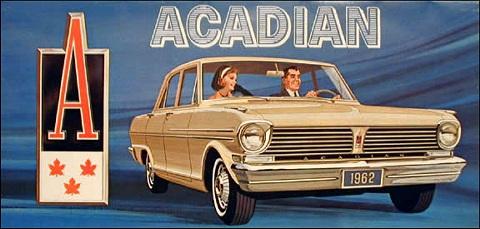 Acadian Invader 1962