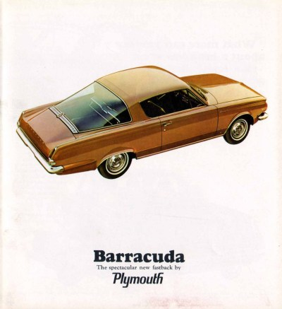 Barracuda brochure