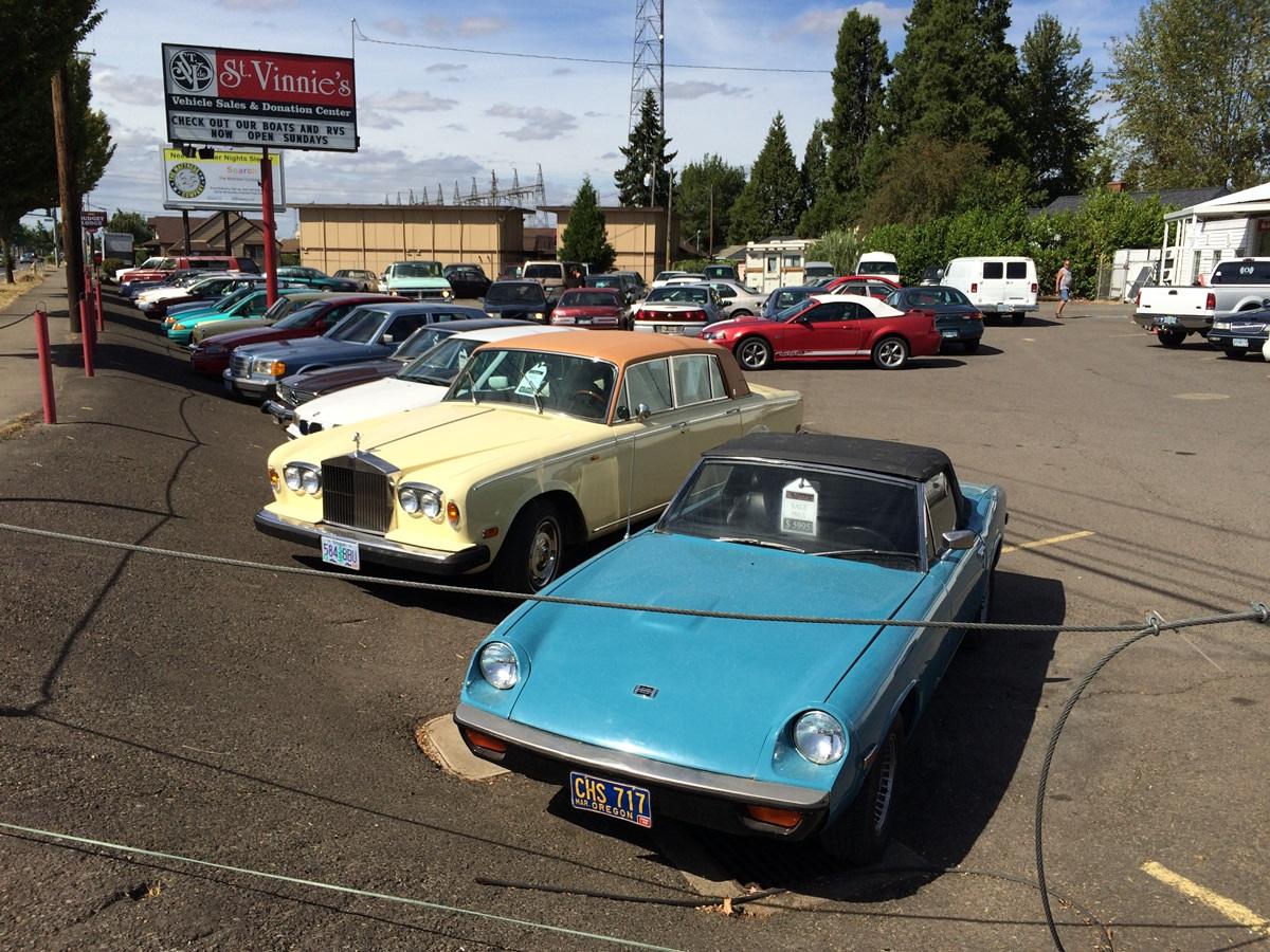 Asking Price Used Car Needs Repairs