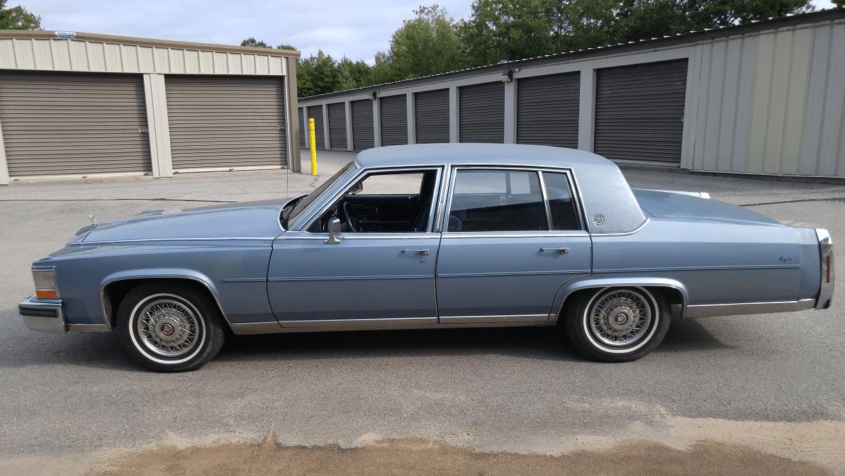 1993 Cadillac Fleetwood Brougham Fuse Box