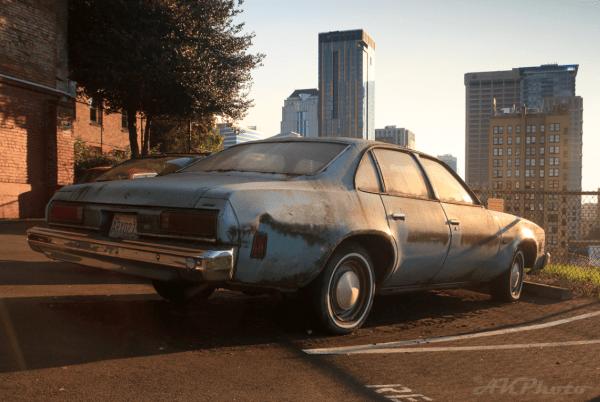 Chevrolet 1975 Malibu A kwanten