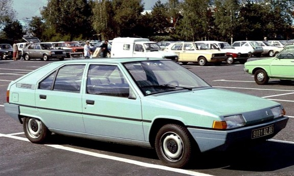 Citroen BX mint-green-BX-e1348439230526