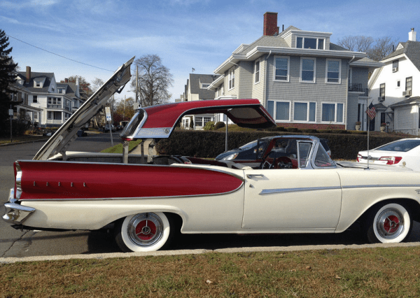Edsel 1958 skyliner up