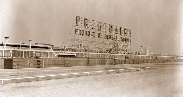 Fridgidaire plant