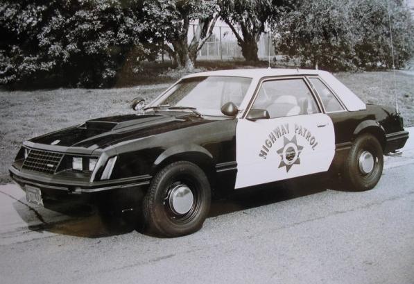 Mustang CHP