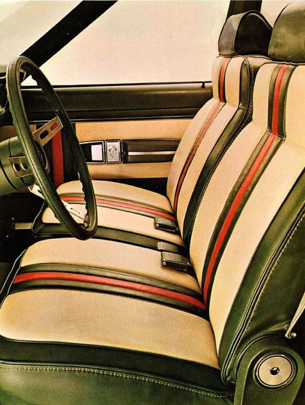 amc hornet gucci interior