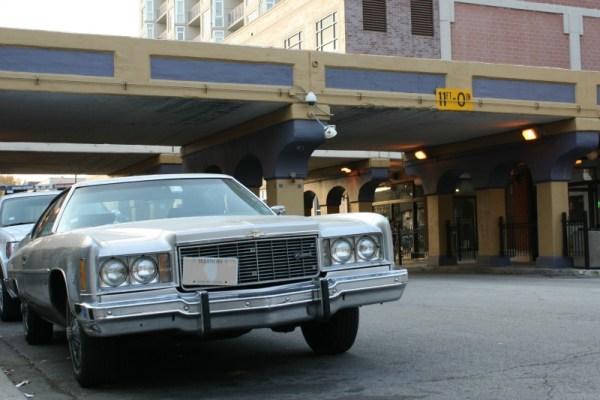002 - 1974 Chevrolet Impala Custom CC