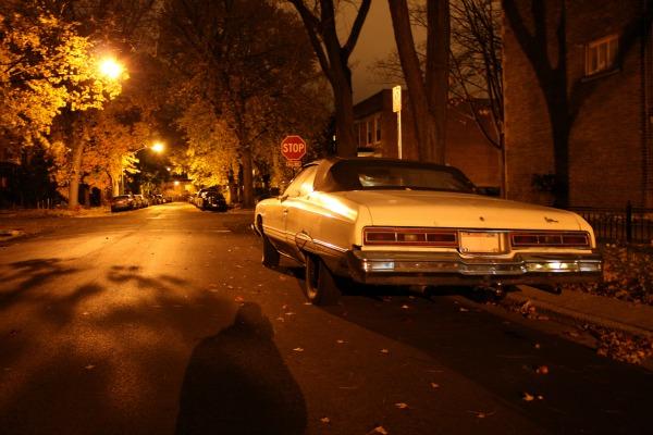 CC Horror: 1974 Chevrolet Caprice Classic Convertible