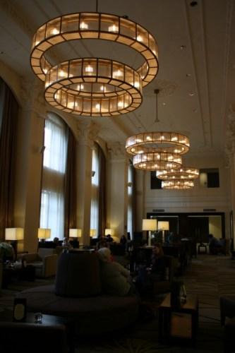 020 - Motor Bar at Westin Book Cadillac Hotel, CC
