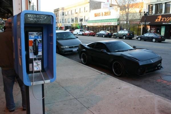 035 - Calling George Barris CC