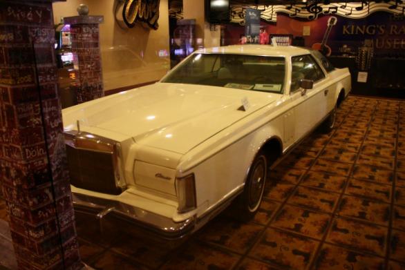 095 - Elvis's Last New Car Purchase 1977 Lincoln Continental Mark V CC