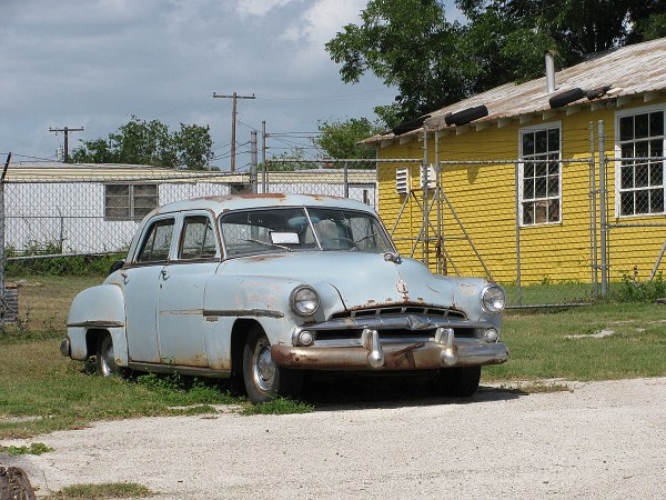1952 Dodge Meadowbrook Yoakum TX 20130622