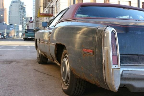 1977 Cadillac Eldorado CC