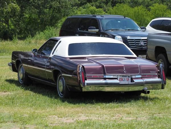 '78 Toronado rear