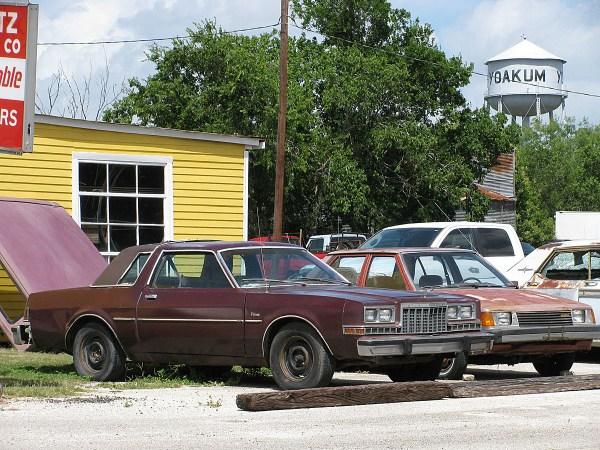 1980 Dodge Diplomat Yoakum TX 20130622