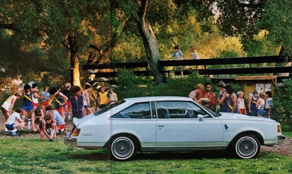 1980 buick century turbo coupe brochure