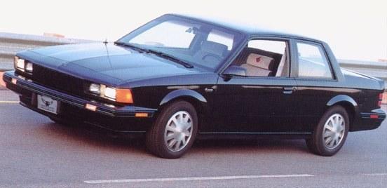 1986 buick century gs