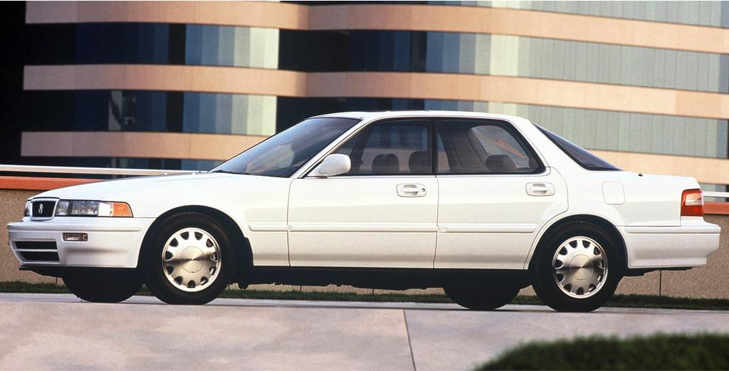 Vigorwhite on 1991 Acura Integra 4 Door