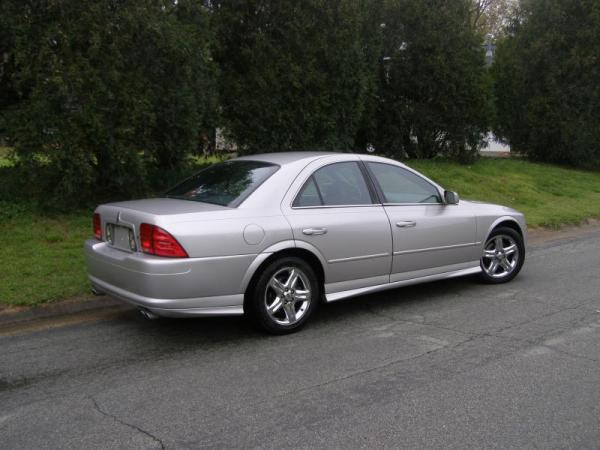 2002 lincoln lse manual 2