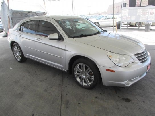 2008 chrysler sebring limited awd