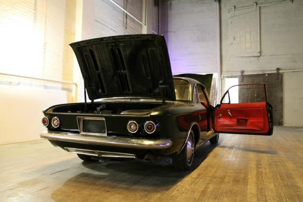 435 - 1964 Chevrolet Corvair Monza Spyder CC