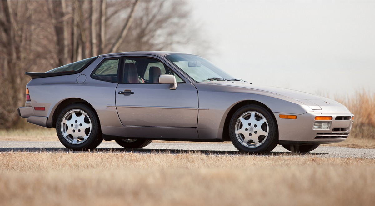 Curbside classic 19855 porsche 944 the unconventional daily driver retailing for 21440 in 1985 47486 in 2015 the base porsche 944 like our featured car offered exceptional performance for a relative bargain by vanachro Choice Image