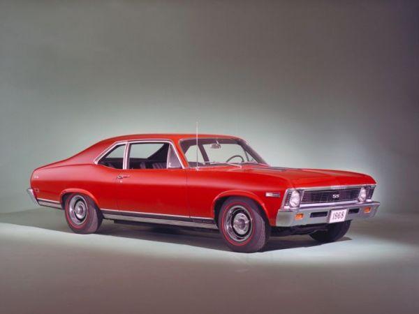 Chevrolet Nova 1968 ss350