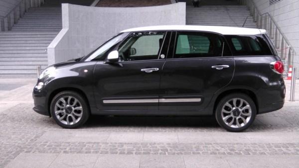 Fiat 500L-Living