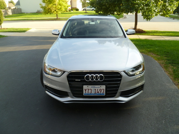 Rental Car Review: 2015 Audi A4 Quattro S-Line From