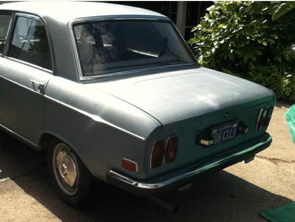 Peugeot 304 1971 rq