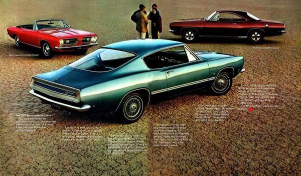 Plymouth Barracuda 1968 br 3