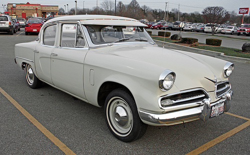 Studebaker 1953 Champ sedan