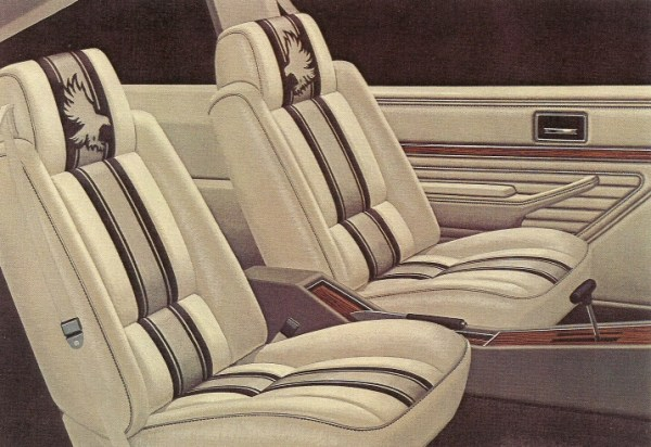 buick roadhawk seats
