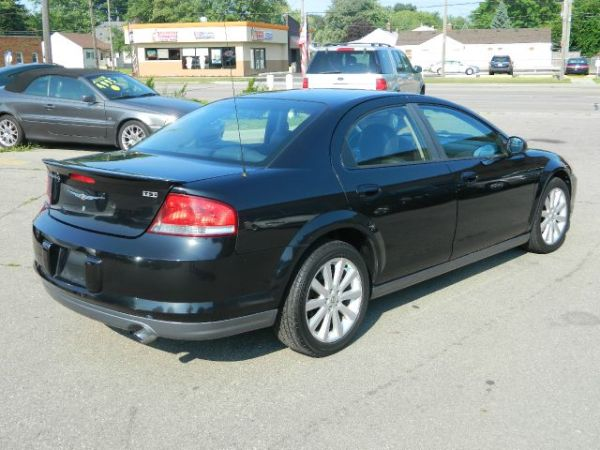 chrysler sebring tsi rear 2