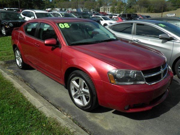 dodge avenger rt awd 2008