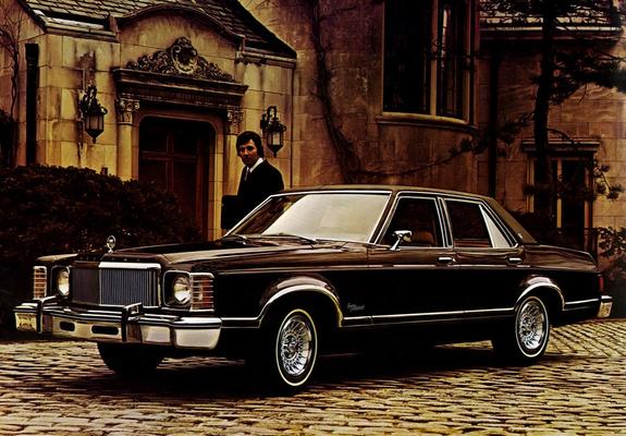 Mercury Grand Monarch Ghia 1975