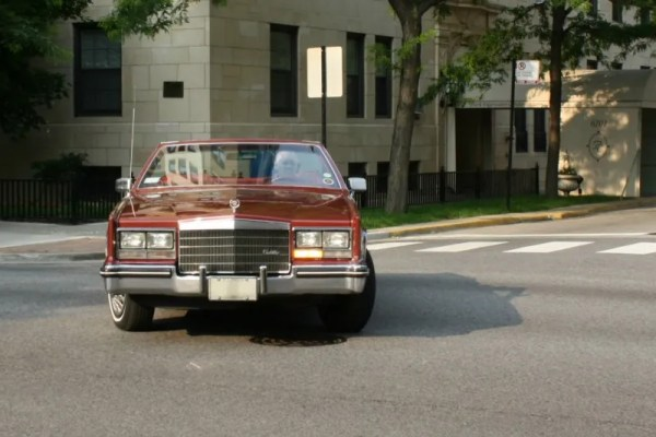 013 - 1985 Cadillac Eldorado Biarritz convertible CC