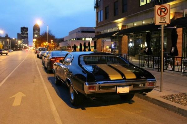 056 - 1970 Chevrolet Chevelle SS 454 CC