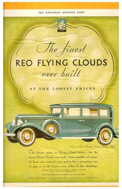 1931 Reo Ad-01