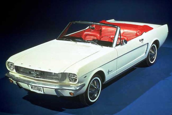 Ford Mustang 1964 1/2. CN-2400-54