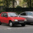 The above shot of twin Renault Twingos goes some way toward explaining why one doesn't see too many older cars in Grey Paree. Although I somehow managed to end up resident there from 1990 […]