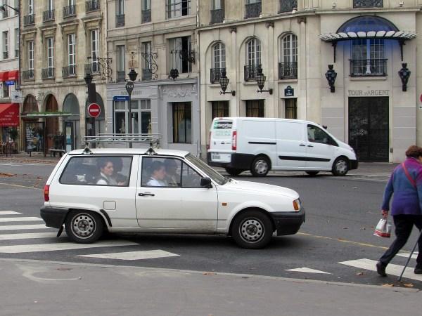 1990-94 VW Polo Notre Dame 20151107