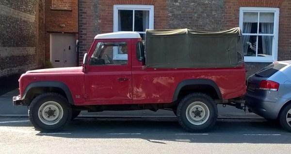 1994 Land Rover 110