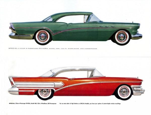 5758 Buick comparison