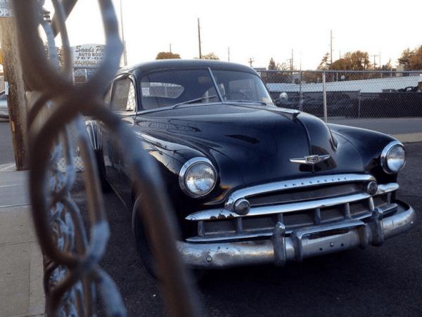 Chevrolet 1949 fastback ff