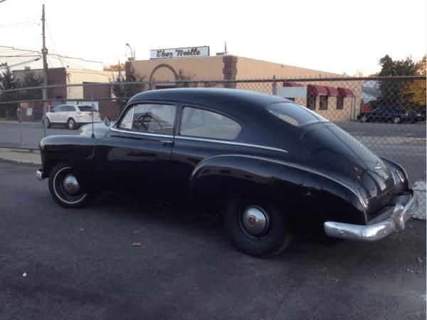 Chevrolet 1949 fastback srq